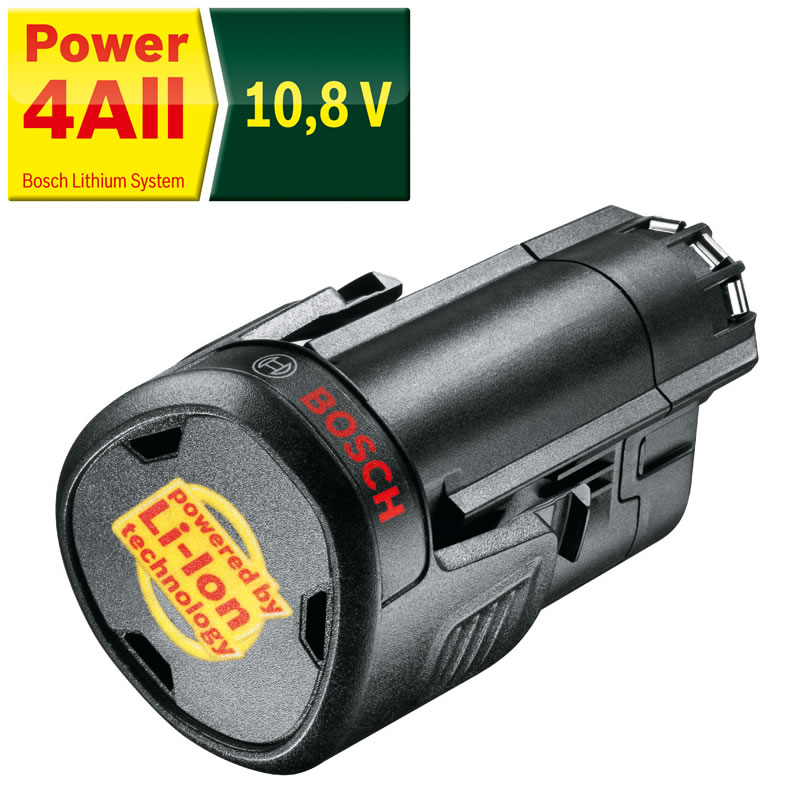 Bosch Power4All 10,8 Volt