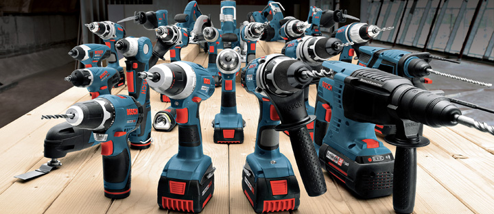Bosch Professional Powertools