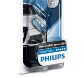Philips WhiteVision W5W T10 (2 pack)