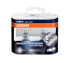 OSRAM NIGHT BREAKER UNLIMITED HB4 (2st)