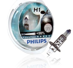 Philips X-treme Vision H1 2pack